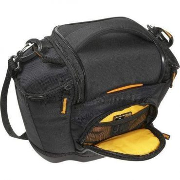 حقيبة كتف متوسطة لكاميرا SLR من CASE LOGIC - أسود