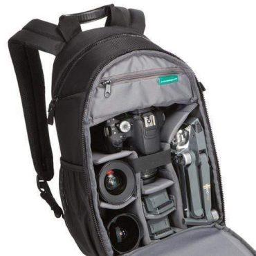 حقيبة ظهر Bryker كبيرة الحجم للكاميرا الطائرة من CASE LOGIC