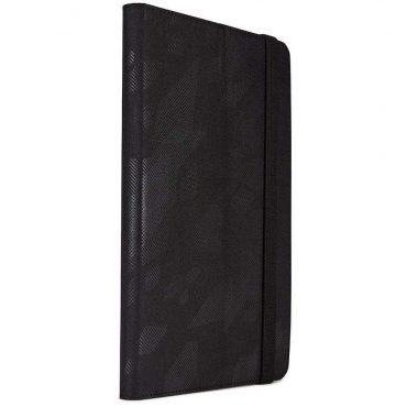 """كفر تابلت Case Logic - Universal Super Fit Folio Case for 8"""" Tablets - أسود"""