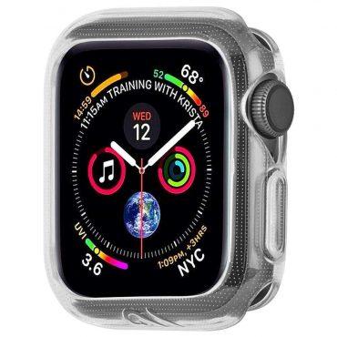 حافظة ساعة يد Case-Mate - Apple Watch 42-44mm - شفافة