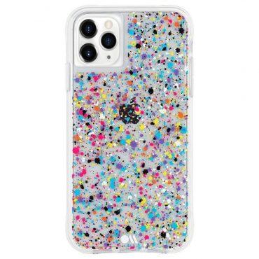 كفر موبايل Case-Mate - iPhone 11 Pro Max - ملون/ رذاذ الطلاء
