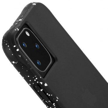 كفر موبايل Case-Mate - iPhone 11 Pro - أسود منقط