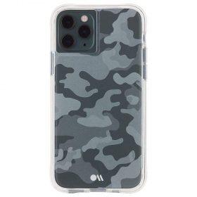 كفر موبايل Case-Mate - For iPhone 11 Pro Max - جيشي / أسود ورمادي