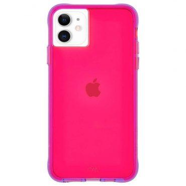 كفر موبايل Case - Mate Nina Case For iPhone 11 - زهري / بنفسجي