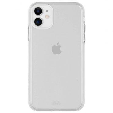 كفر موبايل Case - Mate Nina Case For iPhone 11 - شفاف