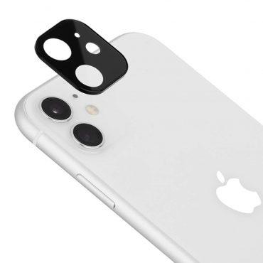 كفر حماية للكاميرا الخلفية Case - Mate Camera Protector For iPhone 11 - أسود