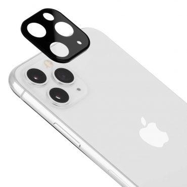 كفر حماية للكاميرا الخلفية Case - Mate Camera Protector For iPhone 11 Pro/11 Pro Max - أسود