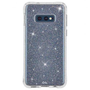 كفر كريستال Case-Mate Samsung Galaxy S10e - شفاف
