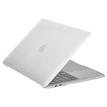 كفر ماك بوك مقاس 13 بوصة Case-Mate MacBook Air 2018 Retina Display  - شفاف