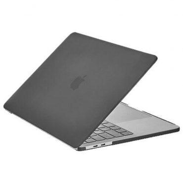 كفر ماك بوك مقاس 13 بوصة Case-Mate MacBook Air 2018 Retina Display  - رمادي