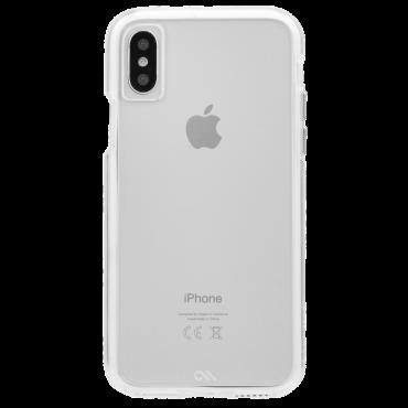 كفر Case-Mate iPhone XS/X - شفاف