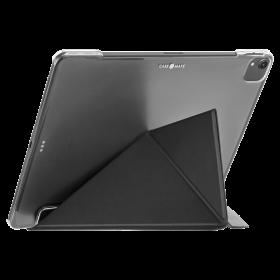 كفر Case-Mate - iPad 10.2 7Th Gen Flip Folio Case - Leather - أسود