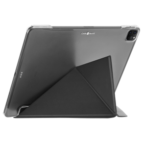 "حامل جهاز لوحي Case-Mate iPad Pro 12.9""  4th Gen. 2020 Multi Stand Folio Case - أسود"