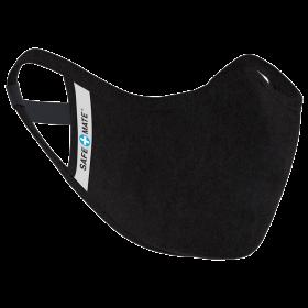كمامة قماش Case-Mate - Safe Mate Washable Cloth Mask – أسود