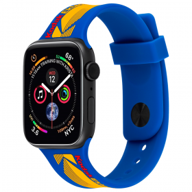 حزام ساعة Case-Mate - Kodak Apple Watch Band 38-40mm - أزرق