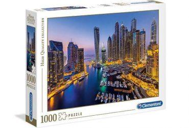 لعبة تطبيقات 1000 قطعة CLEMENTONI - BEAUTIFUL DUBAI