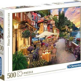لعبة تطبيقات MONTE ROSA DREAMING   500 قطعة - CLEMENTONI