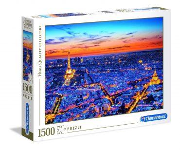 لعبة تطبيقات 1500 قطعة    CLEMENTONI – SKY VIEW OF PARIS