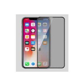 شاشة زجاجية واقية Comma Batus 3D Curved Privacy Tempered Glass for iPhone 11 - Black