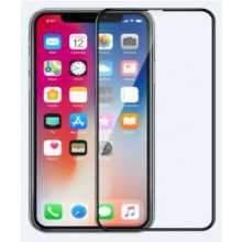 شاشة زجاجية واقية Comma Dun Full Screen Tempered Glass for iPhone 11 - Black