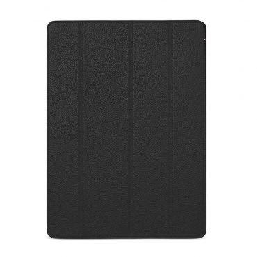 كفر جلدي آيباد مقاس 12.9 بوصة Decoded iPad Pro 2018 - أسود