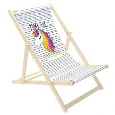 كرسي الشاطئ للأطفال Delsit - Sunbed for Children - Unicorn