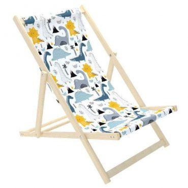 كرسي الشاطئ للأطفال Delsit - Sunbed for Children - Dinos