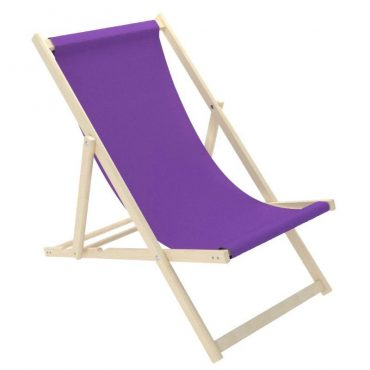 كرسي الشاطئ للأطفال Delsit - Sunbed for Children - بنفسجي