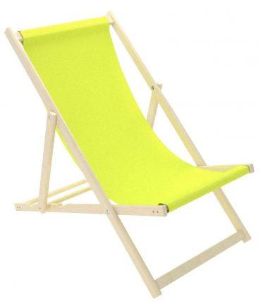 كرسي الشاطئ للأطفال Delsit - Sunbed for Children - أصفر