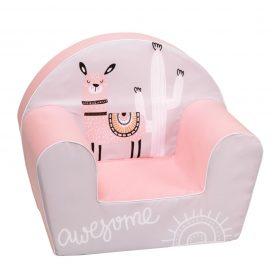 أريكة Delsit Arm Chair -  نبات الصبار مع لون وردي