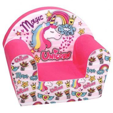 أريكة Delsit Arm Chair - وحيد القرن السحري