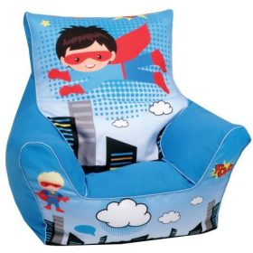 أريكة Delsit Bean Chair - البطل الخارق