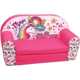 أريكة و سرير 2 في 1 Delsit Sofa Bed  - وحيد القرن السحري