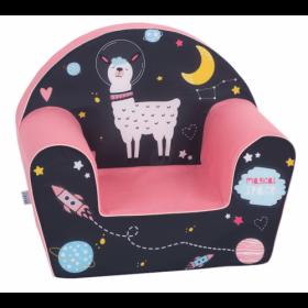 أريكة Delsit Arm Chair -  لما في الفضاء مع لون وردي