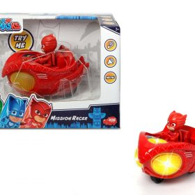 لعبة سيارة PJ MASKS MISSION RACER OWLETTE - DICKIE