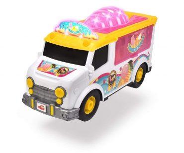 لعبة شاحنة ايس كريم Ice Cream Van - Dickie