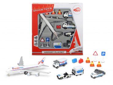 لعبة DICKIE - AIRPORT PLAYSET