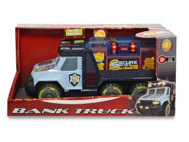 لعبة شاحنة النقود DICKIE - Money Truck