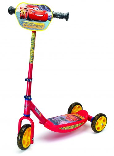 لعبة سكوتر 3 عجلات DISNEY WHEELED TOYS - CARS 3 - 3W. SCOOTER