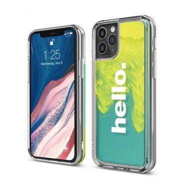 Elago Sand Case for iPhone 11 Pro - Hello_x000D_