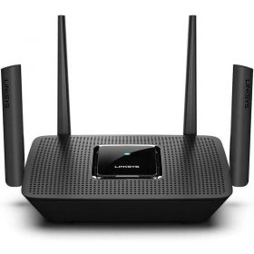 راوتر عالي الجودة Linksys Mesh MU-MIMO Dual Band Gigabite Router (Wifi 6) - 4 Gigabite LAN
