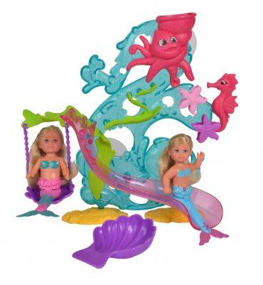 لعبة دمية حورية البحر SIMBA - EL Mermaid Water Fun