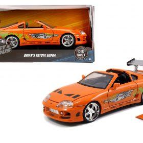 لعبة سيارة 1995 Toyota Supra JADA -