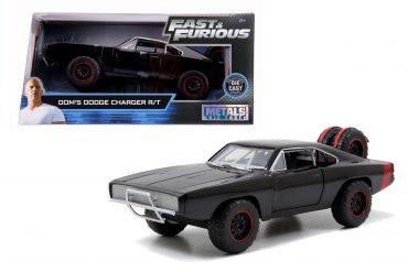 لعبة سيارة دودج JADA - 1970 Dodge Charger Offroad