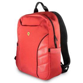 حقيبة ظهر 15 إنش من فيراري - أحمر