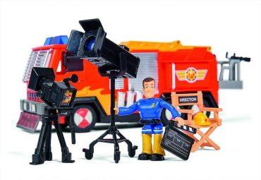 لعبة سيارة الإطفاء SIMBA - Sam Hollywood Jupiter