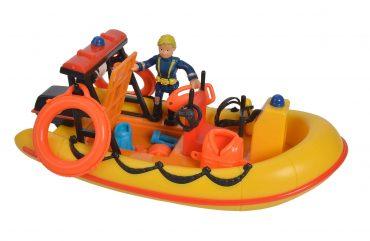 لعبة قارب الإطفاء SIMBA - Sam Neptune