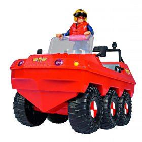 لعبة دبابة رجل الإطفاء SIMBA - Sam Hydrus incl