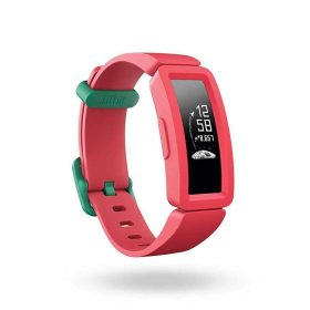 سوار المعصم الرياضي Ace 2 من Fitbit - أسود/ وردي (للأطفال)