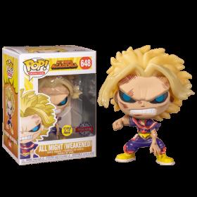 شخصية POP Animation: MHA - All Might Weakened Hero (GW) (Exc)